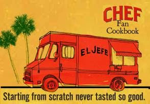 CHEF the Film Cookbook